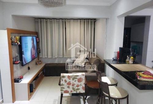Apartamento Duplex Com 3 Dormitórios Para Alugar, 150 M² Por R$ 3.200,00/mês - Nova Aliança - Ribeirão Preto/sp - Ad0037