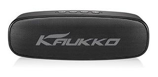 Kaukko Altavoz Portatil Con Bluetooth, Altavoz Inalambrico C