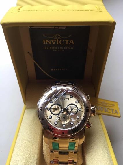 Relógio Invicta Pro Diver 0074 Produção 2018 Original