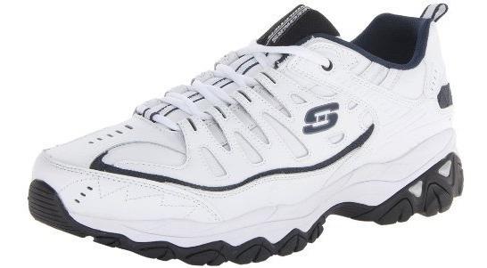 Skechers Deportivos Zapatos De Espuma Con Memoria Modelo Fit