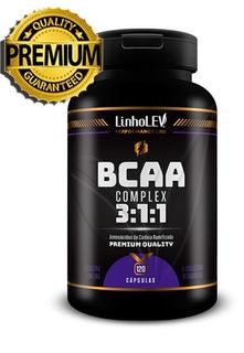 Bcaa 3:1:1 120 Cápsulas Premium