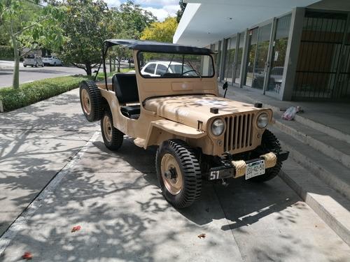 Imagen 1 de 4 de Jeep  Willys