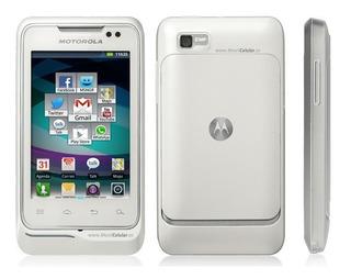 Smartphone Motorola Motosmart Me Xt305 ***com Defeito***