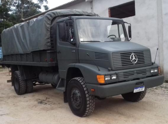Mercedes Benz La-1418 4x4