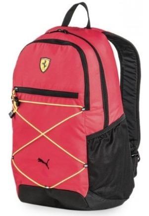 Mochila Scuderia Ferrari Puma Roja Fwr 2019