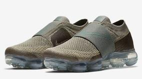 Novo Nike Vapormax Flyknit Moc Original / Dourado Gold 2018