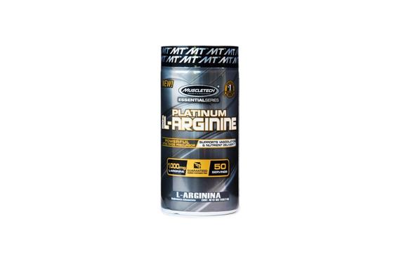 Muscletech Platinum L-arginina 100 Tbs