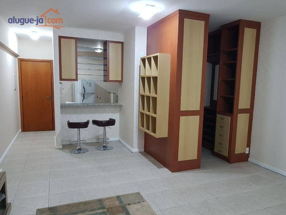 Monddrian, Mobiliado,loft,c/ar Cond.,1 Vaga - Ap2509