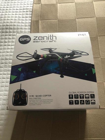Drone Zenith H809w - Novo Na Caixa - Nunca Usado