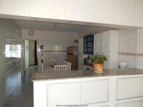 Imagem 1 de 20 de Casas À Venda  Em Jundiaí/sp - Compre A Sua Casa Aqui! - 1466511