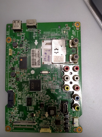 Placa De Video Tv Lg Modelo 39lbl5600 Eax65710301(1.5)