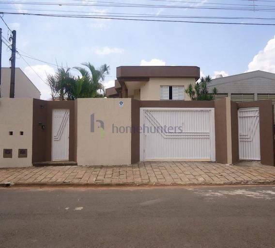 Casa Para Aluguel Em Parque Residencial Jaguari - Ca013752