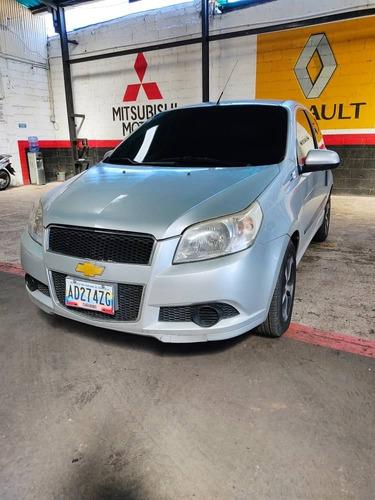 Imagen 1 de 5 de Chevrolet Aveo Lt