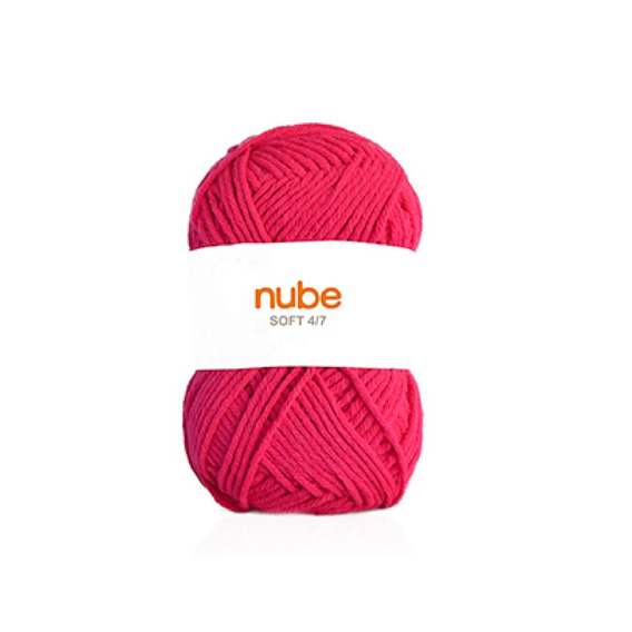 Lana Nube Soft 4/7 Combo 10 Ovillos X 100 Grs 1kg!!