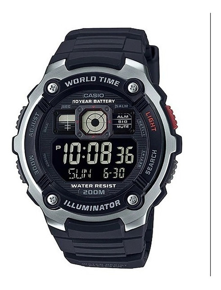 Relógio Casio Ae2000w-1bvdf