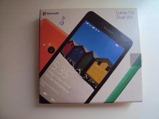Microsoft Lumia 535 Dual Sim - Smartfone