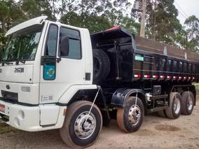 Ford Cargo 2631 8x4 Basculante 16m3 Ano 2004 Bitruck