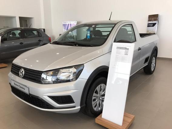 Volkswagen Saveiro 1.6 Cabina Simple Trendline 0 Km 2019 Je