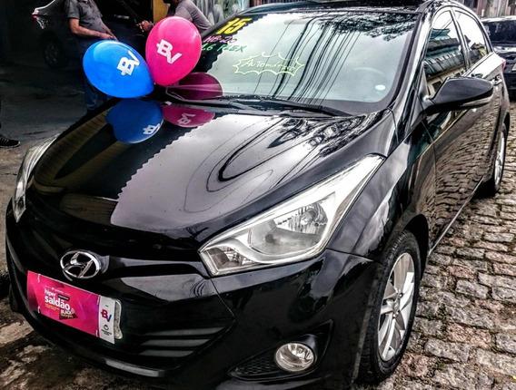 Hyundai Hb20 Premium 1.6 Automático Flex Ano 2014