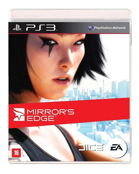Jogo Mirror`s Edge P/ Playstation 3 Original Completo