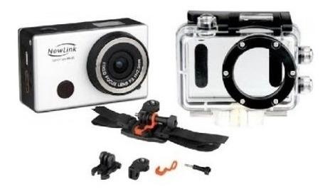 Câmera De Ação Newlink Sport Cam Wi-fi Original