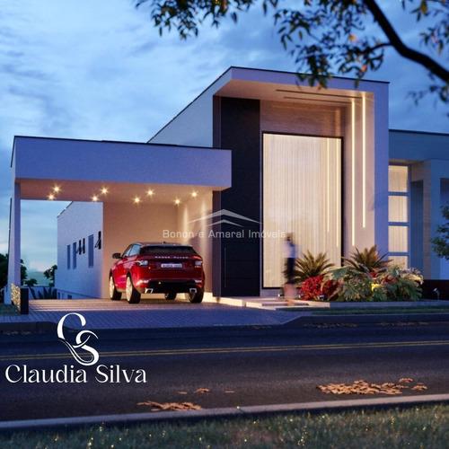 Casa À Venda Em Jardim São Marcos - Ca013137