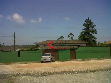 Chácara À Venda, 1800 M² Por R$ 350.000,00 - Riacho Grande - São Bernardo Do Campo/sp - Ch0001