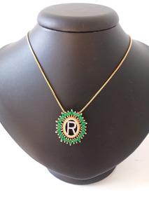 Semi-jóia Folheado A Ouro 18k