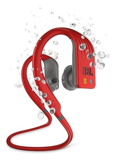 Fone De Ouvido Jbl, In Ear, Endurance Dive, Vermelho