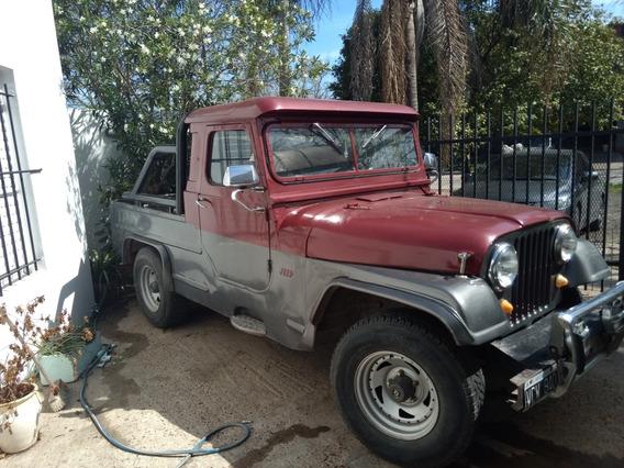 Jeep Ika Pickup