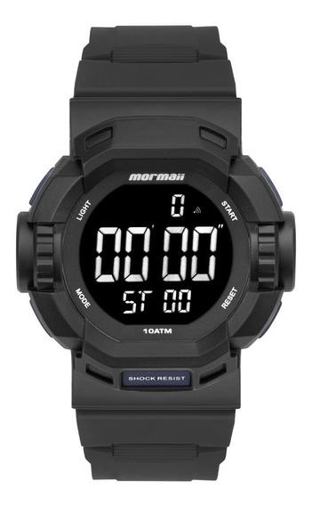 Relógio Masculino Mormaii Wave Preto Digital Esportivo Surf