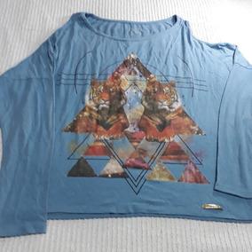 Lote Contendo 3 Blusas De Frio, 1 Camiseta E 1 Frente Única.