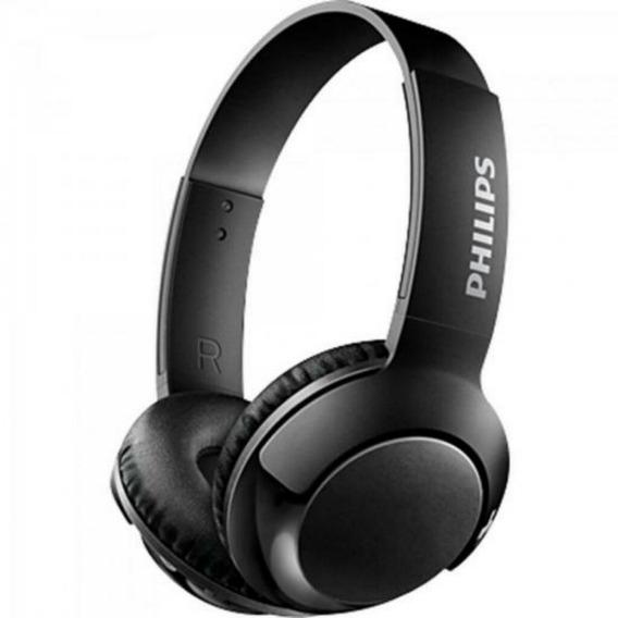 Fone De Ouvido Wireles Supra C/ Bluetooth Shb3071 Preto Philips