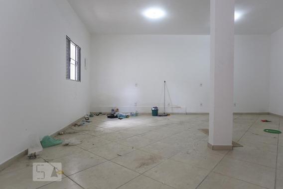 Casa Para Aluguel - Centro, 1 Quarto, 48 - 893037220