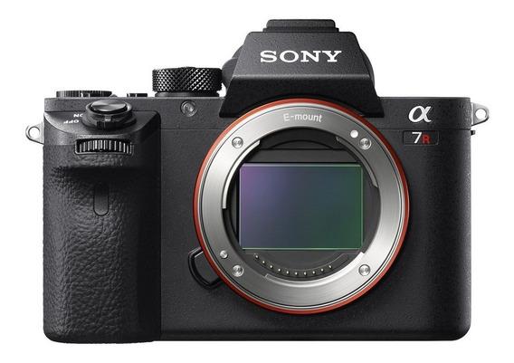 Sony A7rii Body Full Frame Mirroless 42.4 Mp Video Ultra 4k