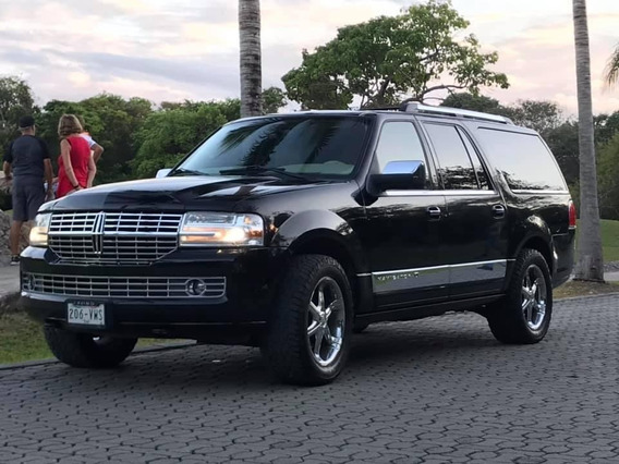Lincoln Navigator Luxury 4x2 Extralarga