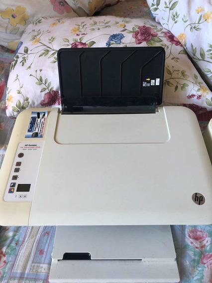 Impressora Hp Deskjet Advantage 2546 Com Wi-fi Usada,