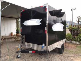 Trailer Food Truck 3x2