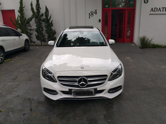 Mercedes-benz Classe C 2.0 Avantgarde Turbo 4p 2015