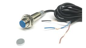 Sensor Magnético M12 Faceado Pnp Na 3 Fios Dist. Sen. 8mm