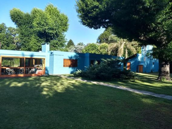 Quinta 3600 M2, Piscina, Cancha De Tenis (venta O Permuta)