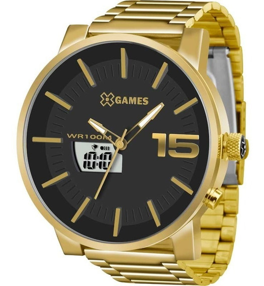 Relógio X Games Masculino Garantia Original Nfe
