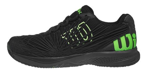 Zapatillas Hombre Wilson Kaos 2.0 Negro/verde - Surtenis
