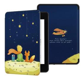 Capa Pequeno Príncipe Kindle 8 Th 8 ª Geração Proteção Luxo