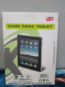 Capa Case Tablet X-cell Xc-ip-4, 9,7 Polegadas Nova !