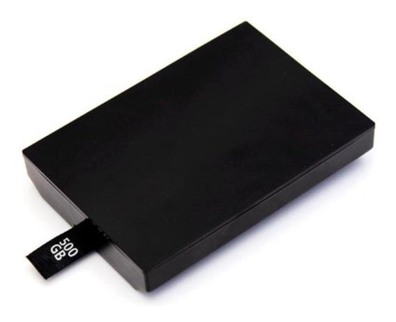 Hd Interno Xbox 360 Slim E Super Slim 500gb