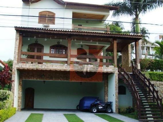 Casa - 600m² - 4 Dorm. - Mogi Das Cruzes - Cond. Aruã - Ca0568