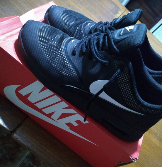 Nike Air Max Thea All Black 6.5