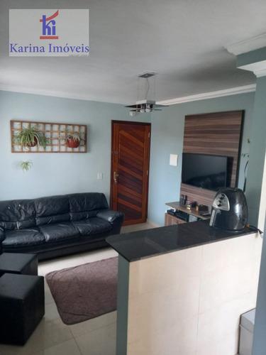 Apartamento Em Jardim Do Triunfo  -  Guarulhos - 2655
