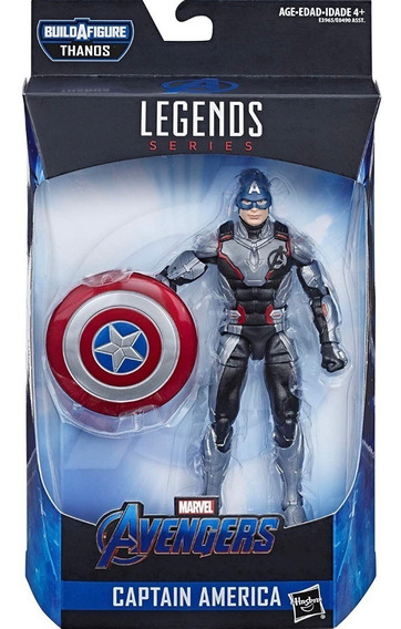 Marvel Legends - Avengers Endgame - Capitán América